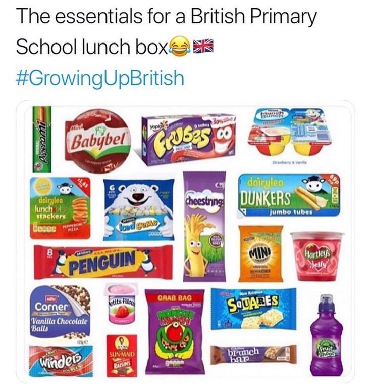Which Was Your Favourite School Lunch Box Pops Cereal Box Growing Up British