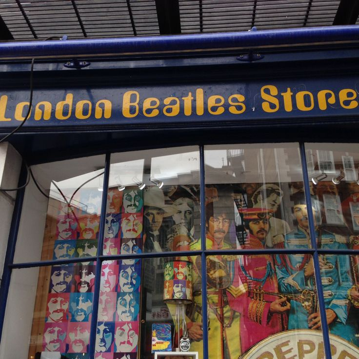 Beatles Store...