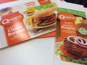 Check out this awesome article by the Vegetarian Tourist about her life as a vegetarian and love of Quorn products!