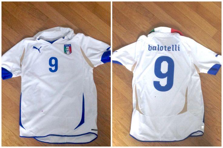 Italy. Original t-shirt/  Maglia originale