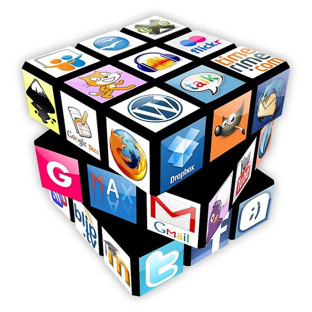Rubik Apps by César Poyatos, via Flickr
