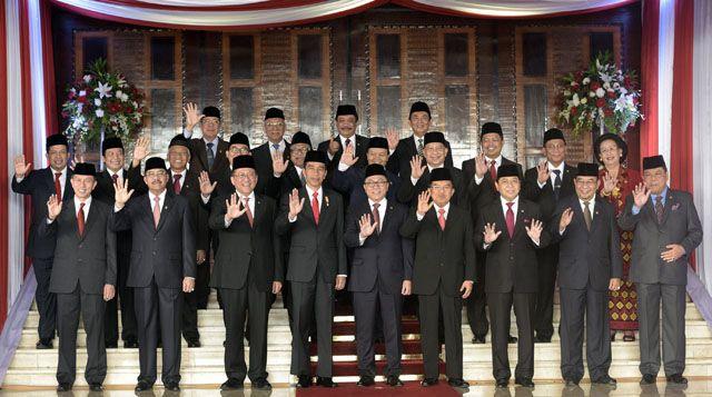 Sambut HUT Kemerdekaan, Jokowi Ajak Semua Pihak Perang | Majalah Kartini