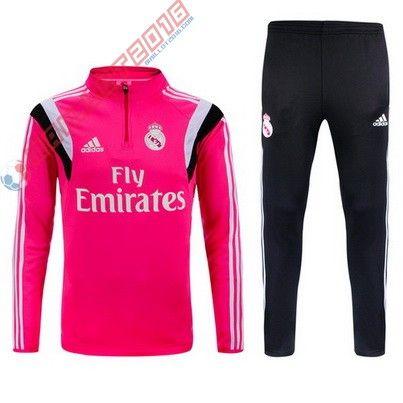 Nouveau Veste Adidas Training Real Madrid 2016 Rouge 37,99€
