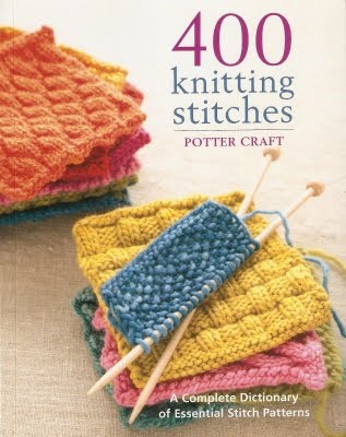 Best book for knitting stitches! I am trying to work my way through this book....I may finish in 2079....MAYBE......