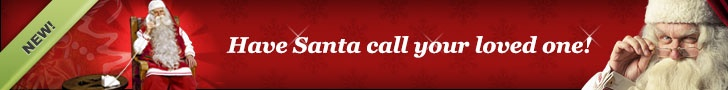 Santa | PNP - Portable North Pole | Free personalized video message