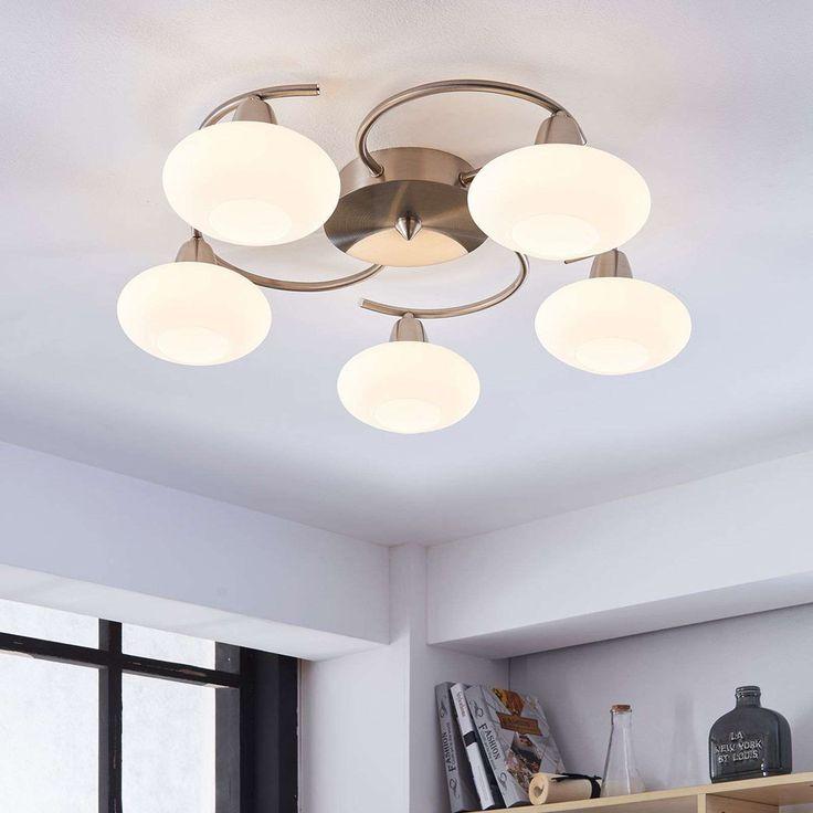 Deckenlampe Holz Ast Große Runde Deckenlampen Lampen