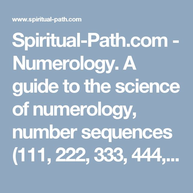 My numerology reading photo 3