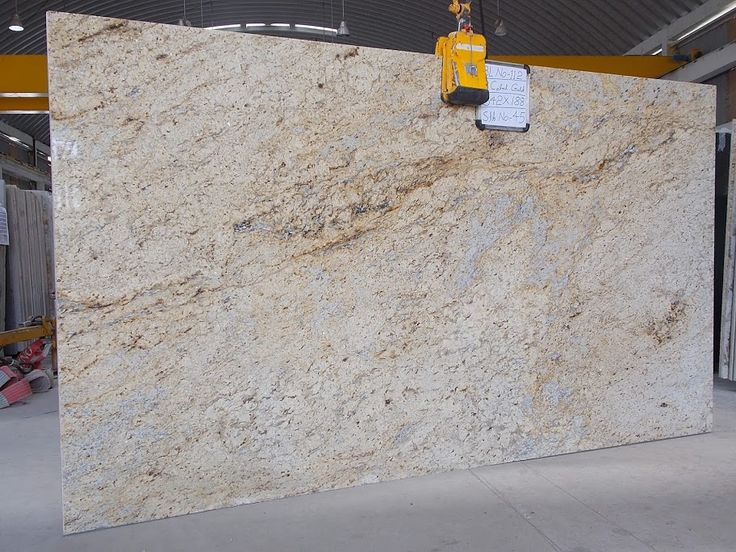 22 best granite slabs white light cream colors images on for Cream colored granite countertops
