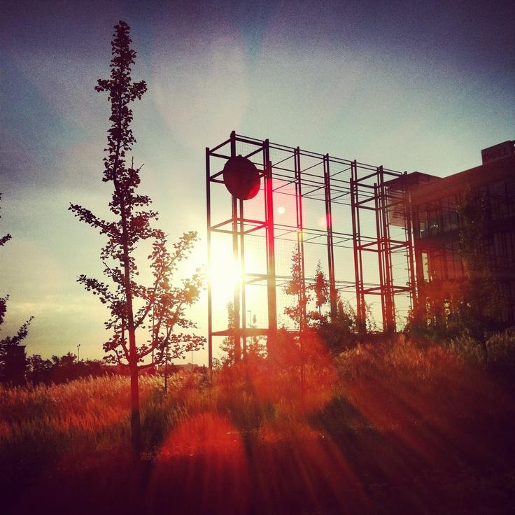 #prague #praha #chodov #officepark #thepark