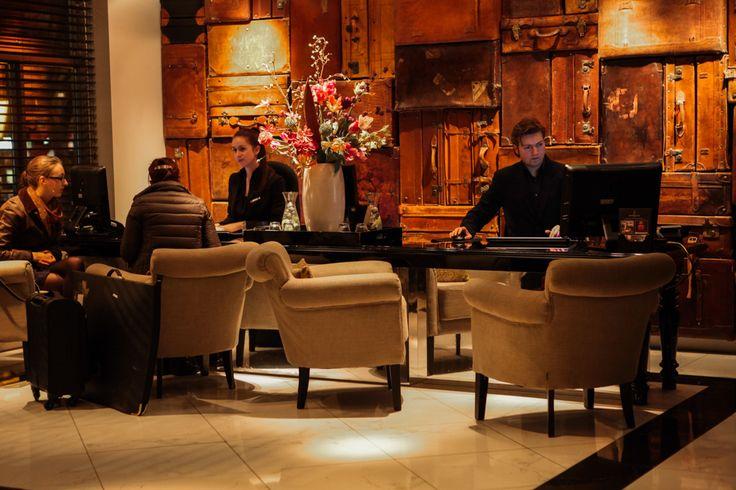 Reception - Hotel Notting Hill Amsterdam