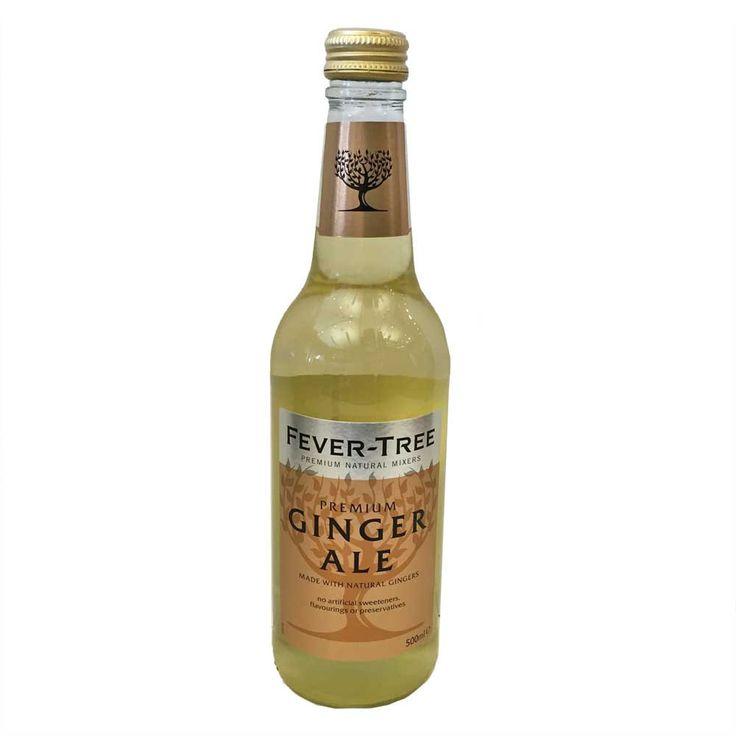 Fever-Tree Ginger Ale - 500ml