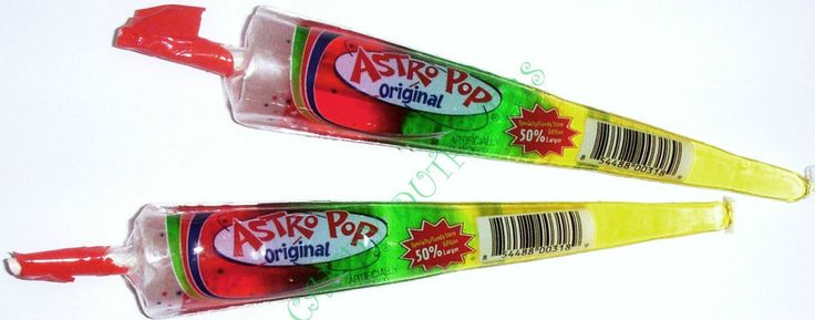 ASTRO POP CANDY - Nostalgic Candies - Cherry - Passion Fruit - Pineapple  2 Pops #Leaf