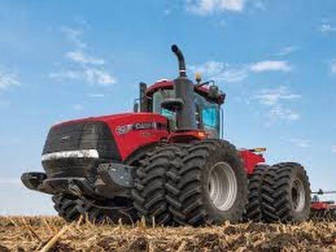 Case Steiger 500 HD Tractor, Near Virgil, Illinois on 5 7 2013   Agro Ma...