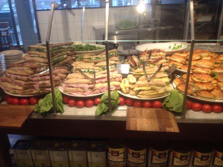 Broodbuffet #laplace #nijmegen