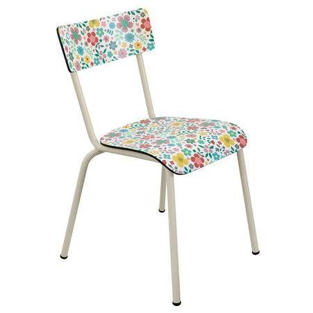 17 meilleures id es propos de chaise ecolier sur pinterest chaises r tro chaise metal et. Black Bedroom Furniture Sets. Home Design Ideas