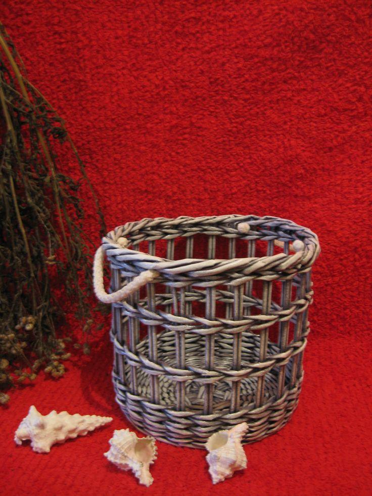 плетение# бумажная лоза# рукоделие#