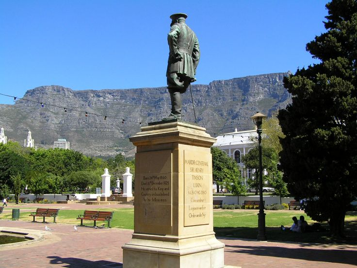 Footsteps to Freedom City Walking Tour Cape Town