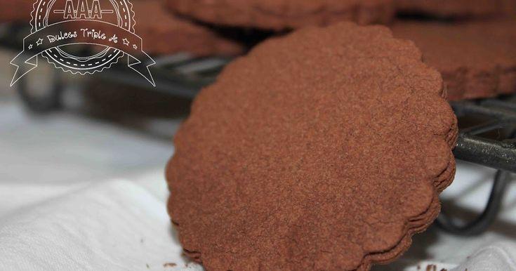Galletas de chocolate, galletas sin gluten, galletas para celiacos, galletas caseras, galletas fáciles, galletas mantequilla, galletas saludables