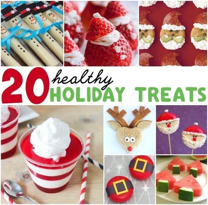 Healthy Holiday Treats