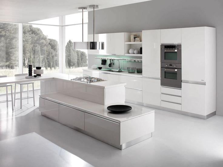 White Designer Kitchen 41 best 40 modular kitchen cabinet design images on pinterest