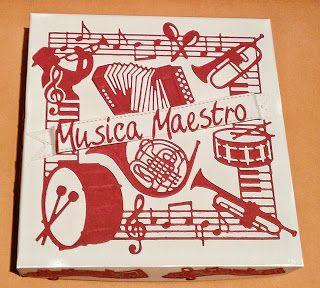 La Città di Carta: Musica Maestro
