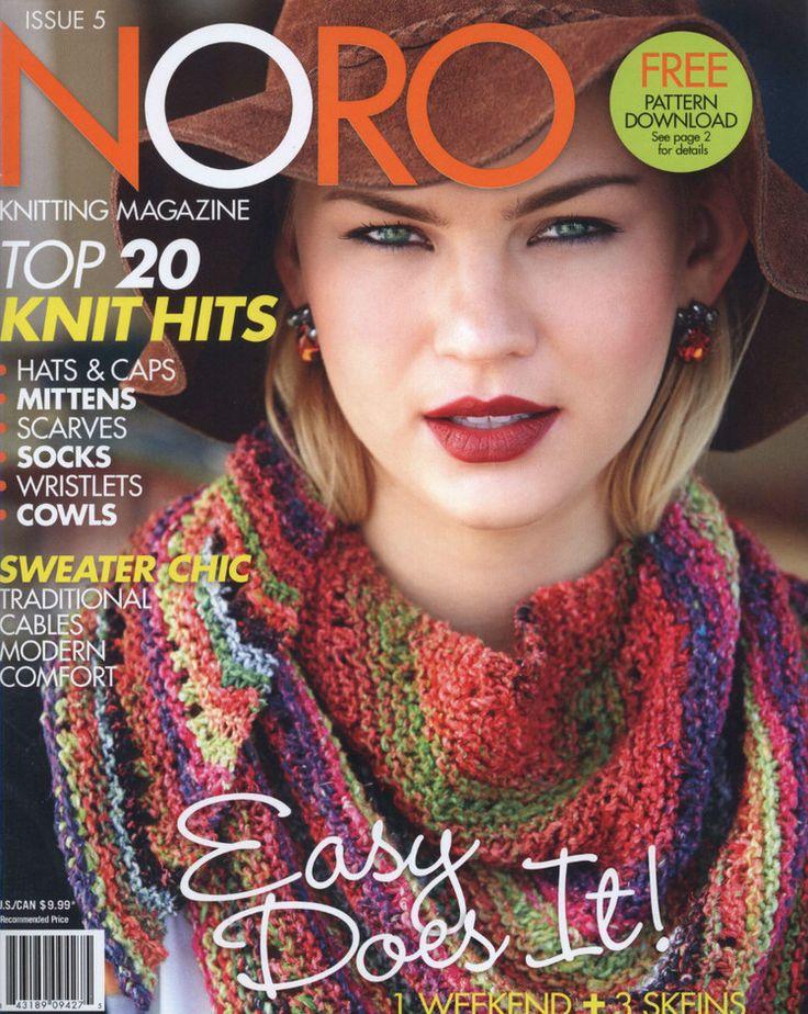 Noro Knitting Magazine Fall Winter 2014 - 编织幸福的日志 - 网易博客