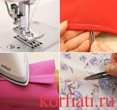 Обработка вытачек является одним из важных этапов при пошиве одежды. Есть несколько нехитрых приемов, применение которых помогут вам