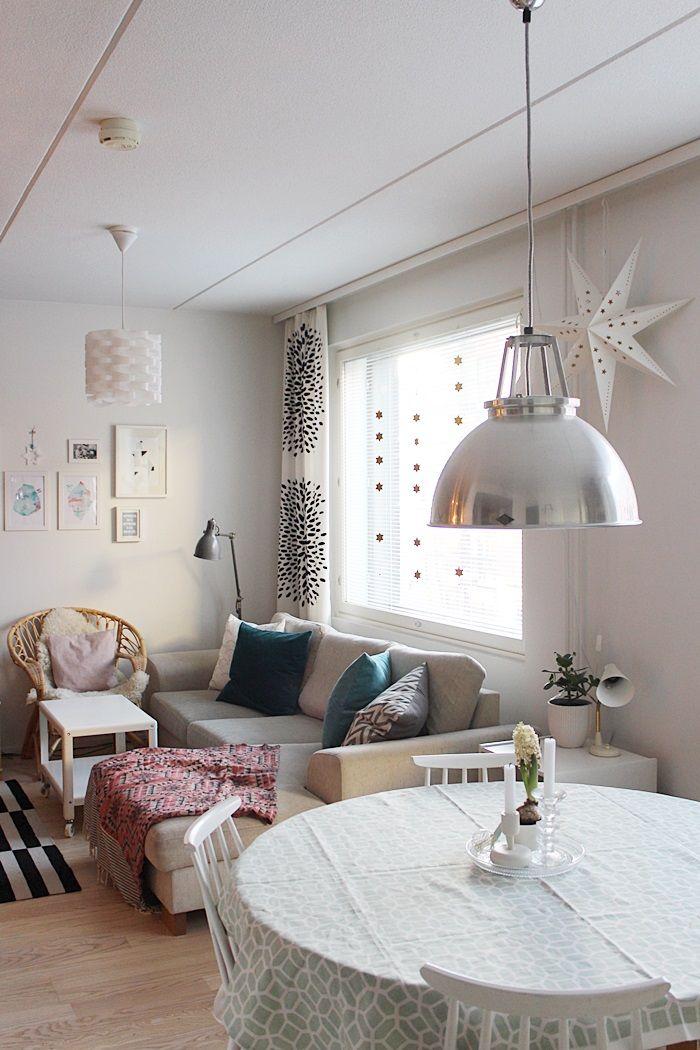 Scandinavian christmas / Livingroom / Kotisaari blog