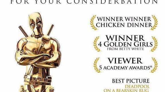 Ryan Reynolds would like the Academy to consider 'Deadpool' for an Oscar Repin & Like. Listen to #NoelitoFlow #Noel Music http://www.twitter.com/noelitoflow http://www.instagram.com/rockstarking http://www.facebook.com/thisisflow