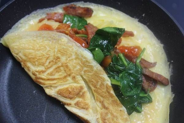 Spanish Style Omelette - Best Chef Recipes | A Perfect Pantry - Kambrook