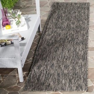 Safavieh Courtyard Marolyn Indoor/ Outdoor Rug (2'3″ x 6'7″ Runner – Natural/Natural), Beige