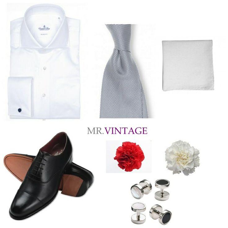 Zwykły garnitur na niezwykłą okazję | Mr Vintage - rzeczowo o modzie męskiej