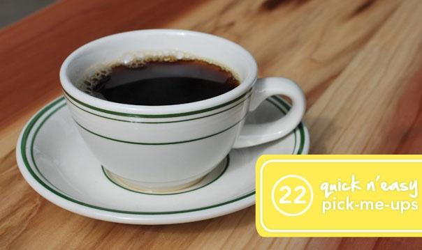 22 Ways to Beat the Afternoon Slump