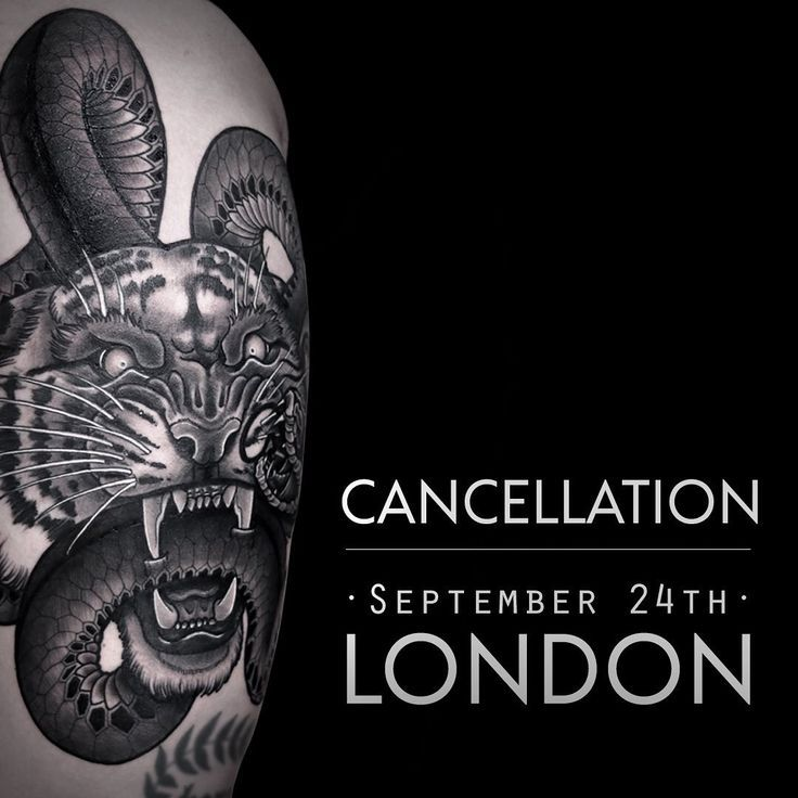 LONDON! Aufgrund einer Absage habe ich jetzt im September einen Tag frei! Email m … – Most creative tattoo list