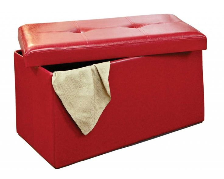 leather folding storage ottoman 1024x819 the black friday ottoman