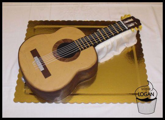 Torta chitarra classica