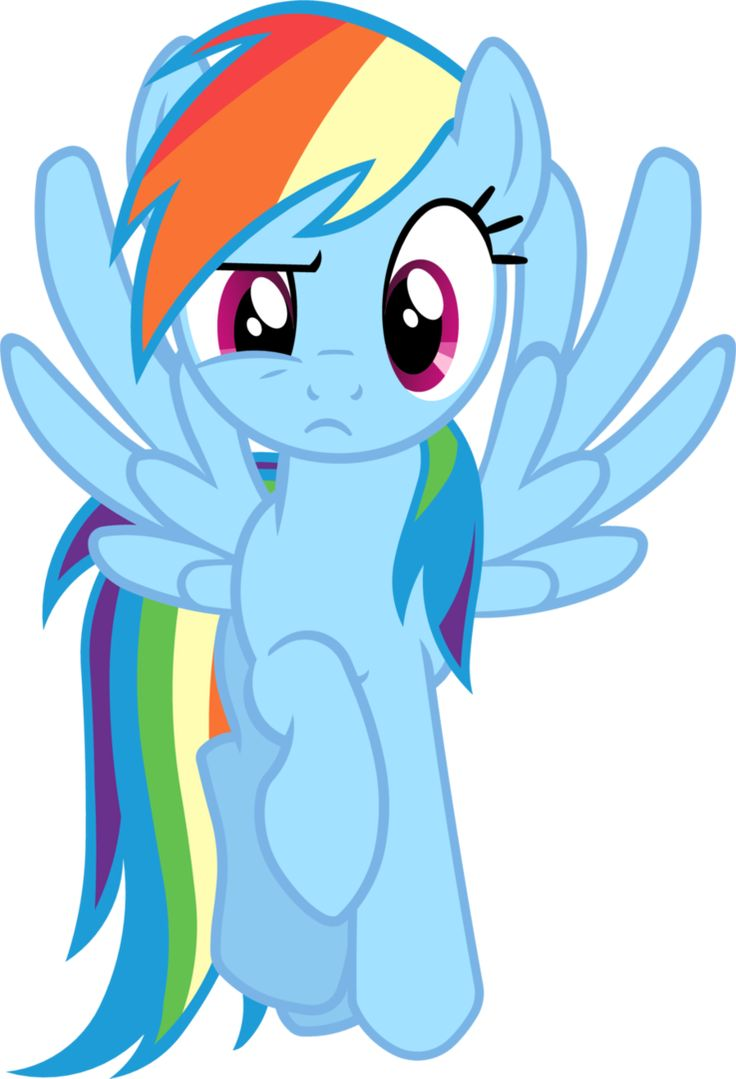 Rainbow Dash Confused 1000+ images about rainbowdash on pinterest ...