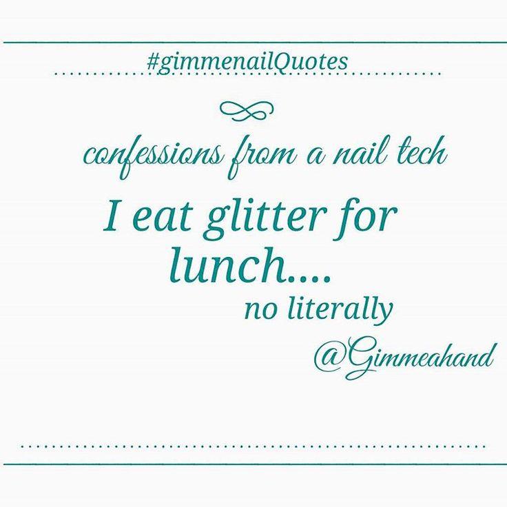 Nail Technician tigerwriter twitter