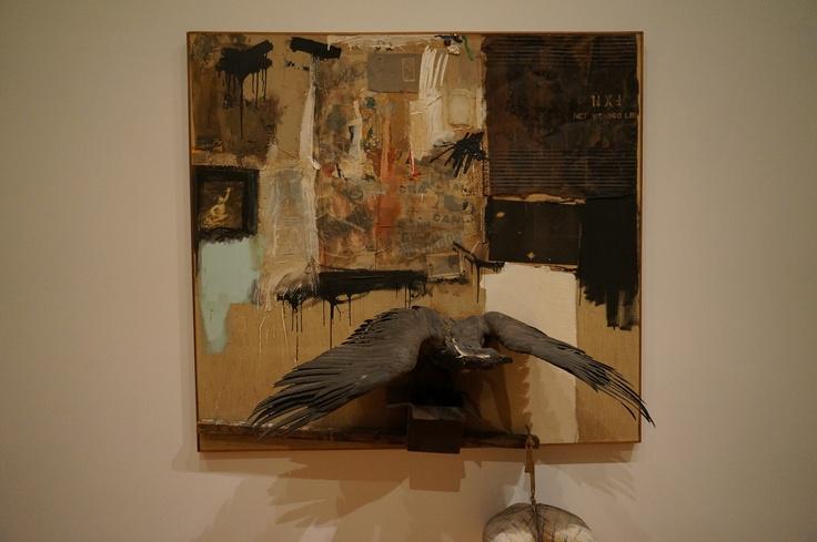 Robert Rauschenberg, MoMA New York