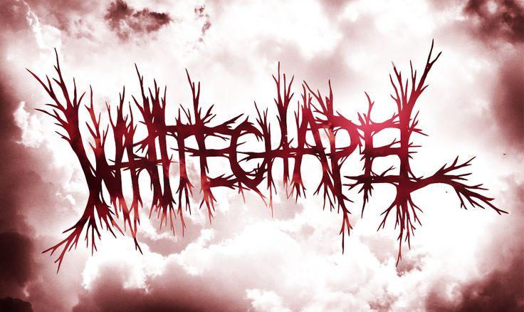 Whitechapel Band Logo