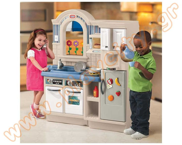 Παιδική Κουζίνα Δύο Όψεων Little Tikes - Παιχνιδούπολη | Playcity.gr