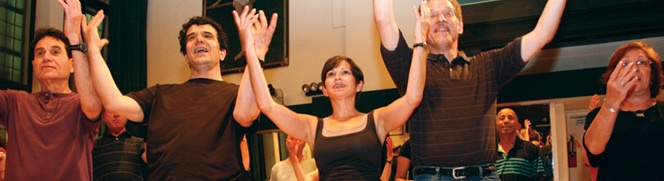 Israeli Folk Dance Classes - Dance - Adults - 92nd Street Y - New York, NY