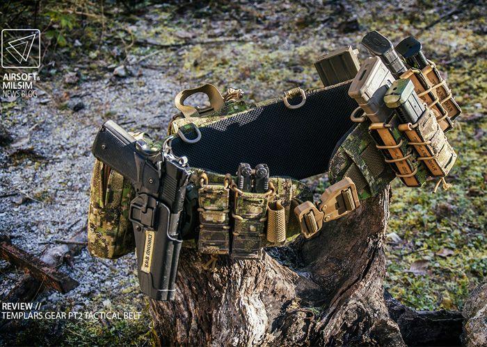 AMNB: Templars Gear PT2 Tactical Belt