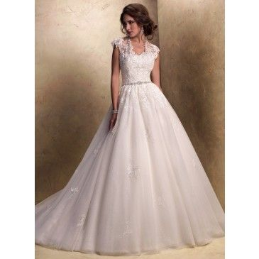 17 best images about someday on pinterest illusions for Maggie sottero grace kelly wedding dress
