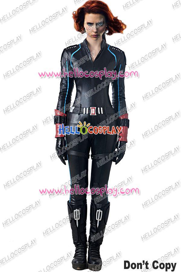 Avengers Age Of Ultron Black Widow Cosplay Costume [MZX-43114299136] - £251.06 : Cosplay UK Store   Hello Cosplay