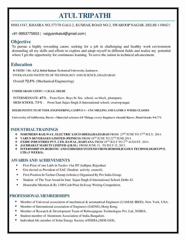 Technical Skills For Mechanical Engineer Resume Best Of What Is The Best Resume For Mechanical Engine Mechanical Engineer Resume Engineering Resume Best Resume