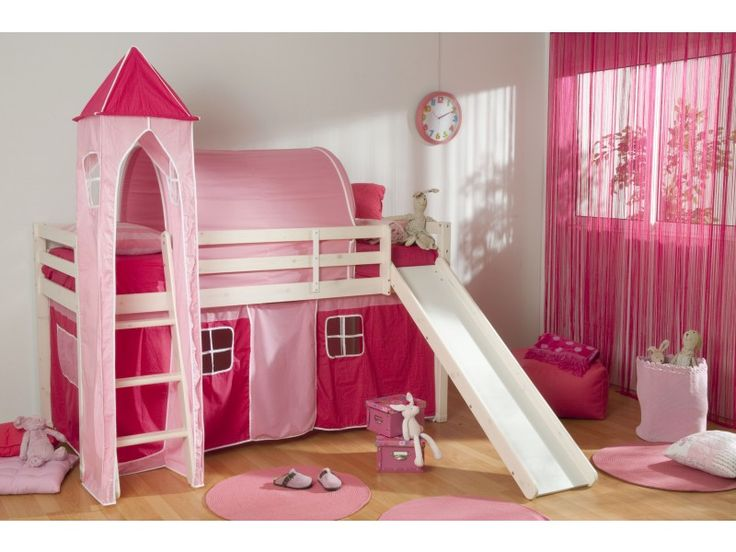 15 best images about dormitorios juveniles on pinterest for Dormitorios infantiles nina princesas