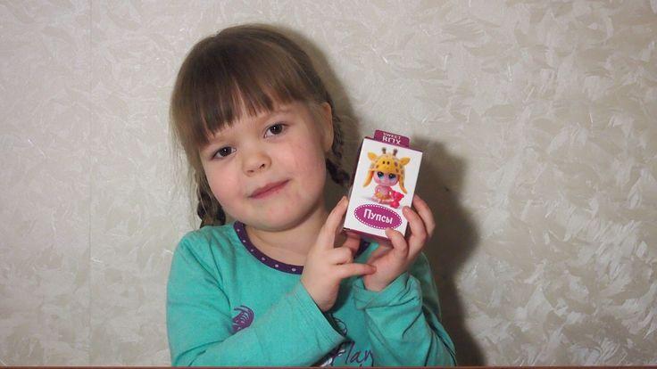 "Свит бокс из серии  ""Пупсы"" | Sweet box of the series ""Small dolls"""