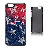 Team Pro Mark Apple iPhone 6 Licensed NFL Protector Case - New England Patriots - Retail Packaging - Red/Blue/White