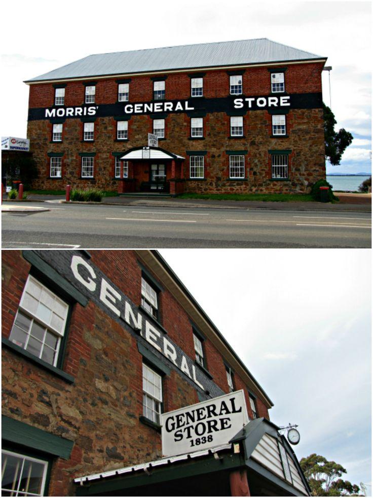 Morris General Store, #Swansea #Tasmania Article and photos for www.think-tasmania.com